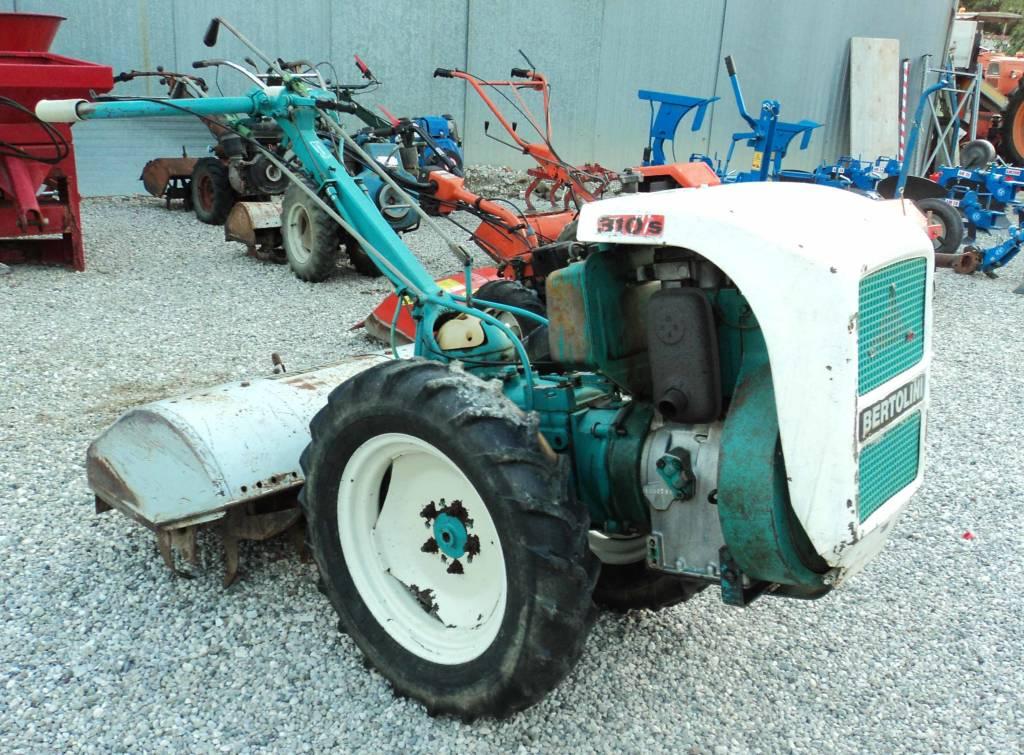 Motocoltivatore bertolini 2 macchine agricole for Trincia bertolini