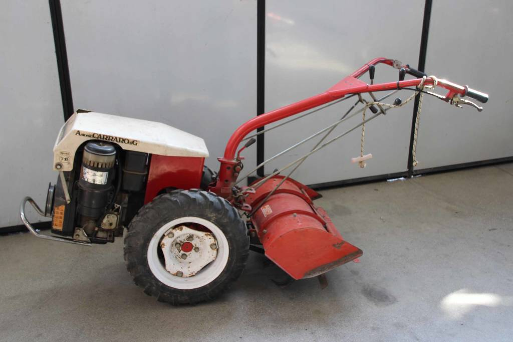 Usato macchine agricole antonio magnagna for Motocoltivatore carraro