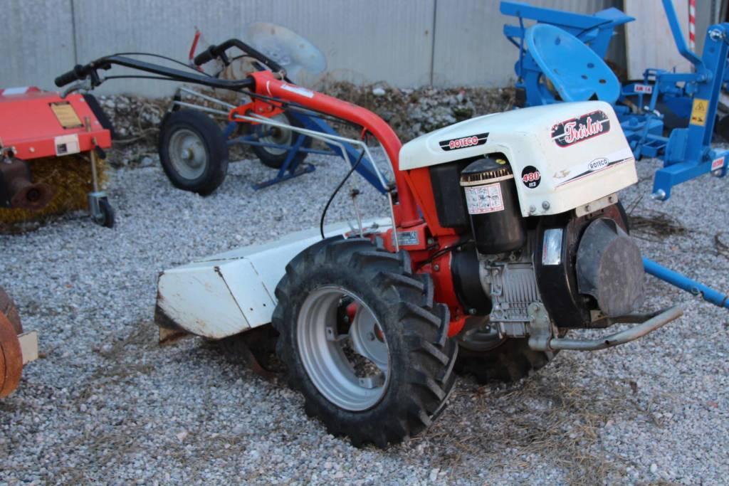 Motocoltivatori macchine agricole antonio magnagna for Motocoltivatore carraro