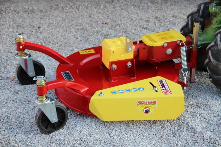 Piatto rasaerba zanon dispositivo arresto motori lombardini for Trincia x motocoltivatore