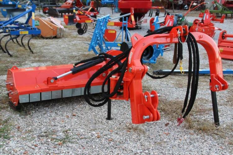Trincia laterale deleks macchine agricole antonio magnagna for Trincia x motocoltivatore