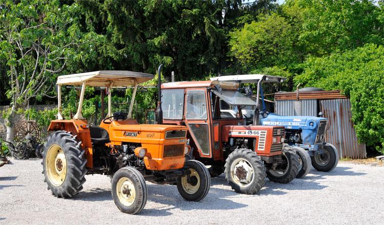 Chi Siamo  Macchine Agricole - Antonio Magnagna
