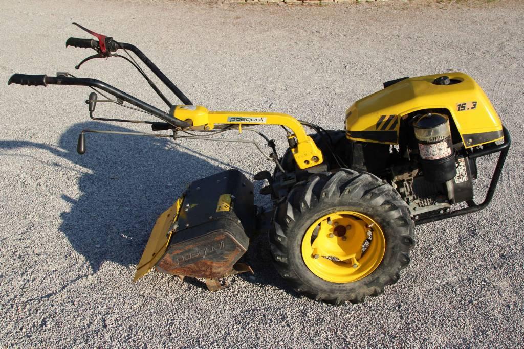 Pasquali motocoltivatore 1 macchine agricole antonio for Trincia per motocoltivatore pasquali