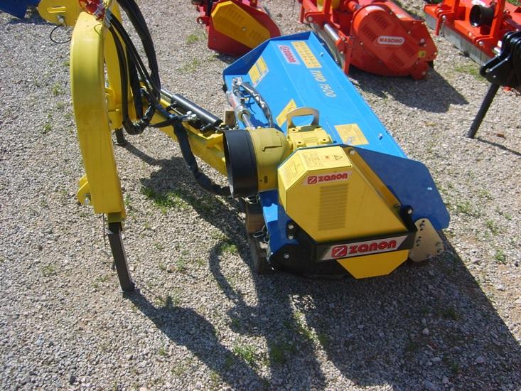 trincia zanon tmo 1500 macchine agricole antonio magnagna